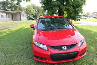 2012 Honda Civic Lx 2 Door Coupe photo