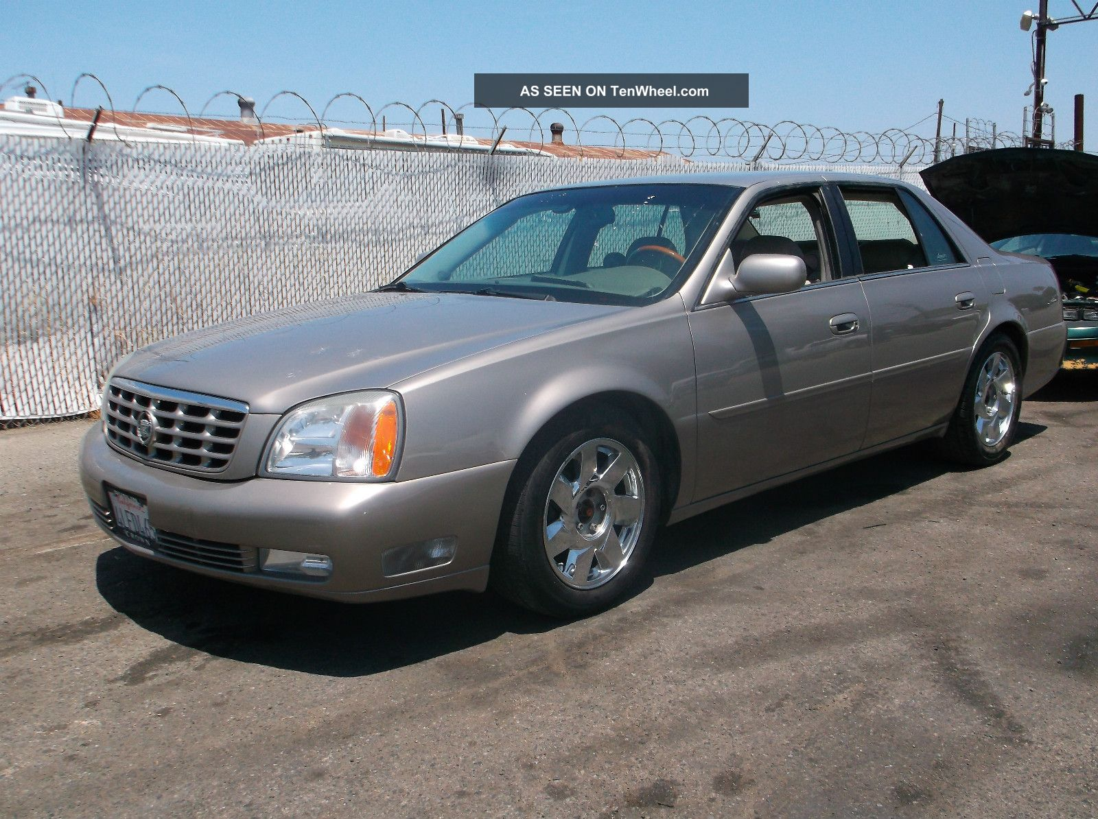 2000 cadillac deville. Cars Review. Best American Auto & Cars Review