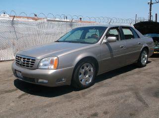 2000 Cadillac Deville, photo