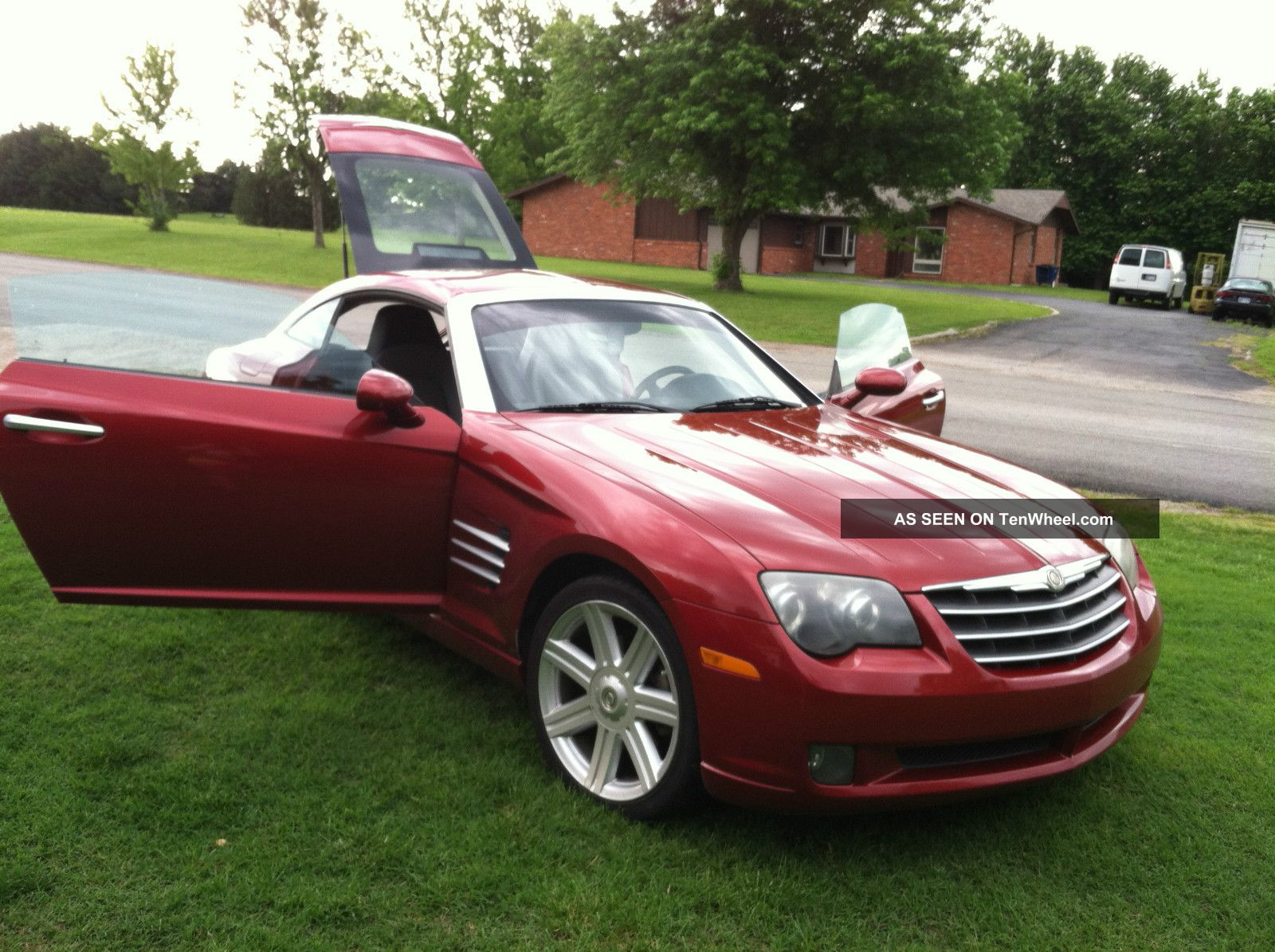 2004 chrysler crossfire coupe crossfire photo. Cars Review. Best American Auto & Cars Review