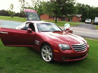 2004 Chrysler Crossfire Coupe photo