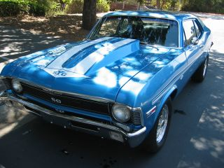 1972 Chevy Nova Yenko Clone 468 Bb photo
