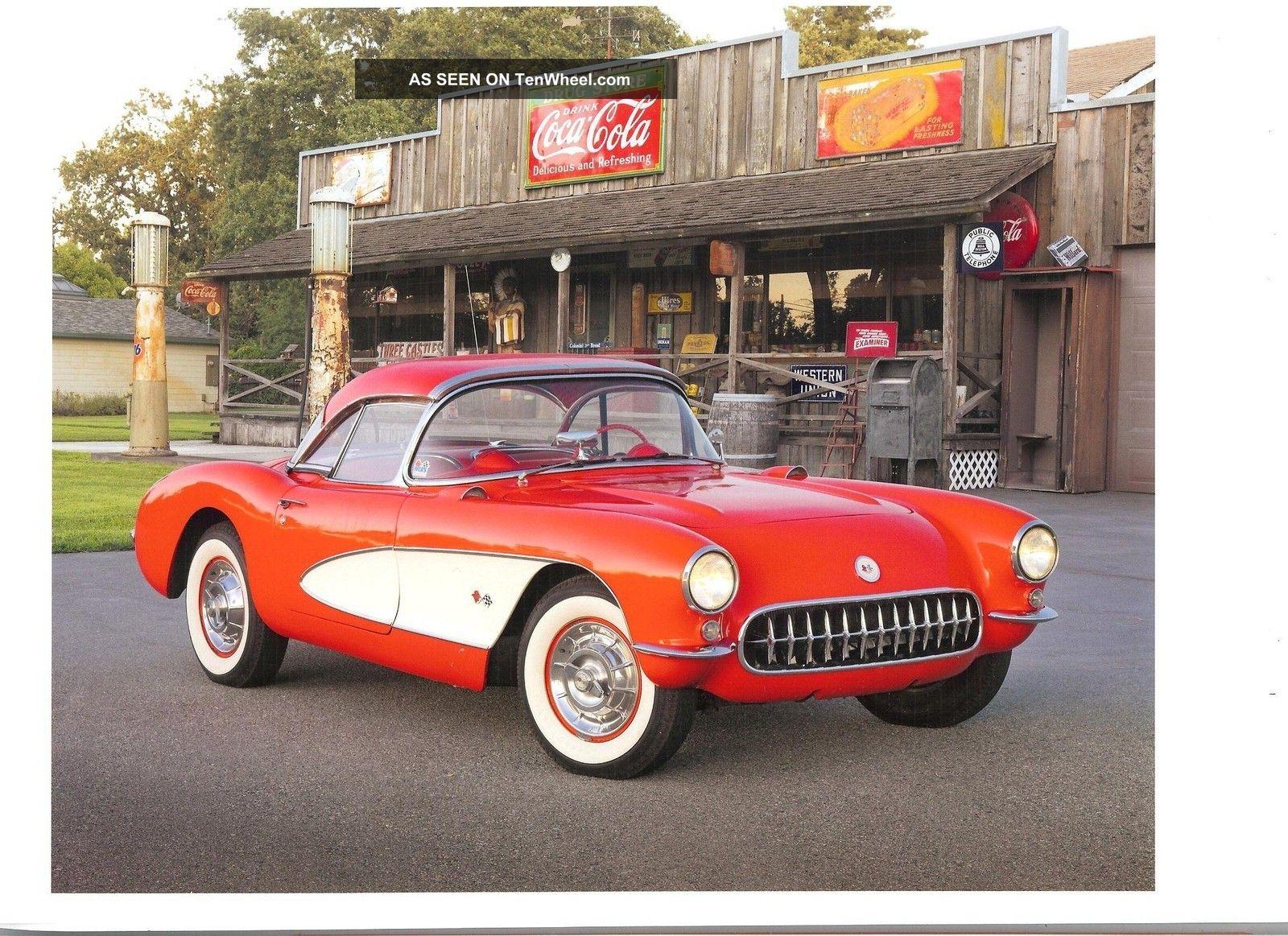 1956 Corvette Corvette photo