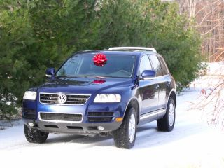 2004 Vw Touareg V8, ,  Air Suspension,  Loaded photo