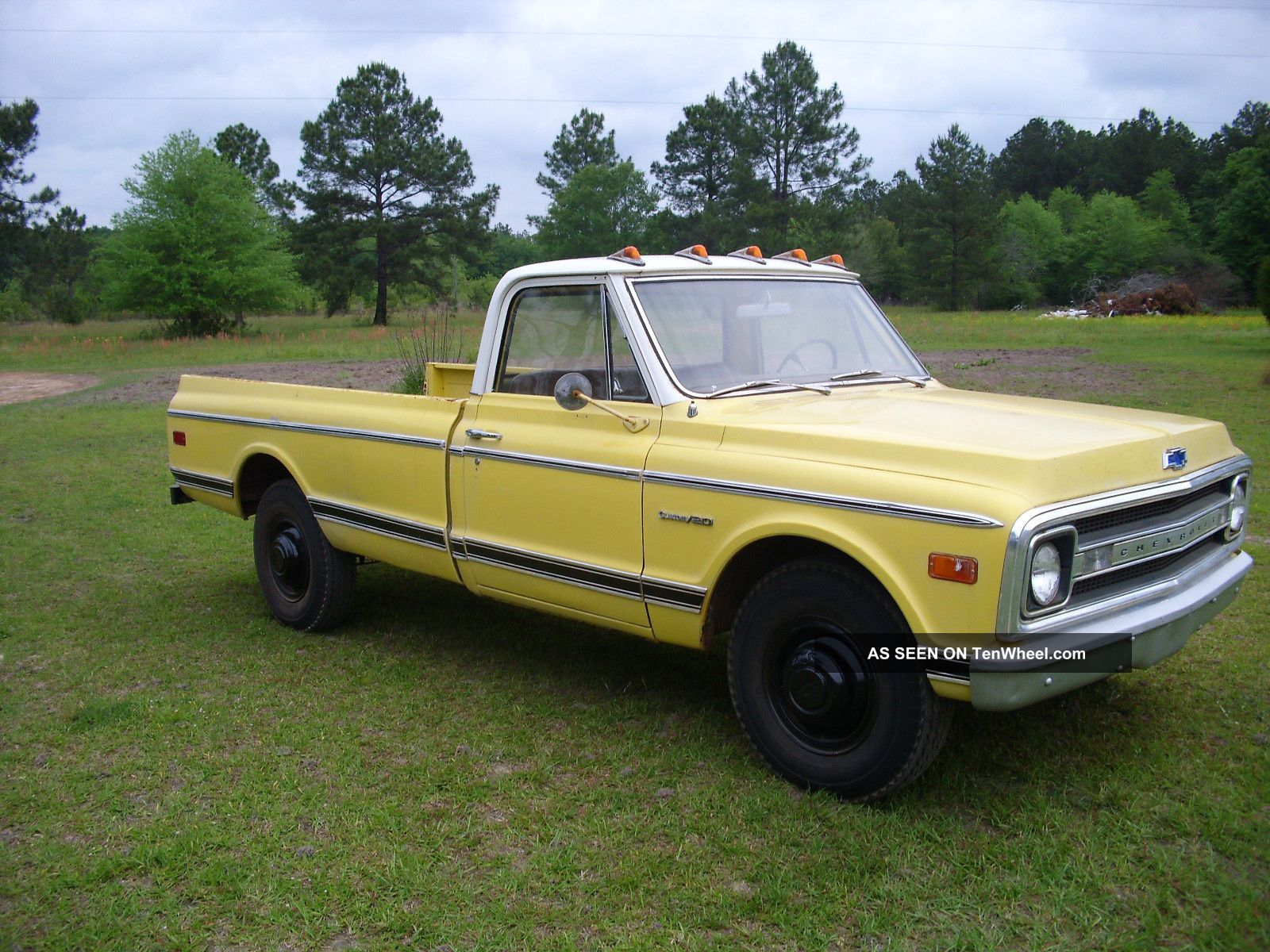 1969 Chevy C20 Longhorn Other Pickups photo