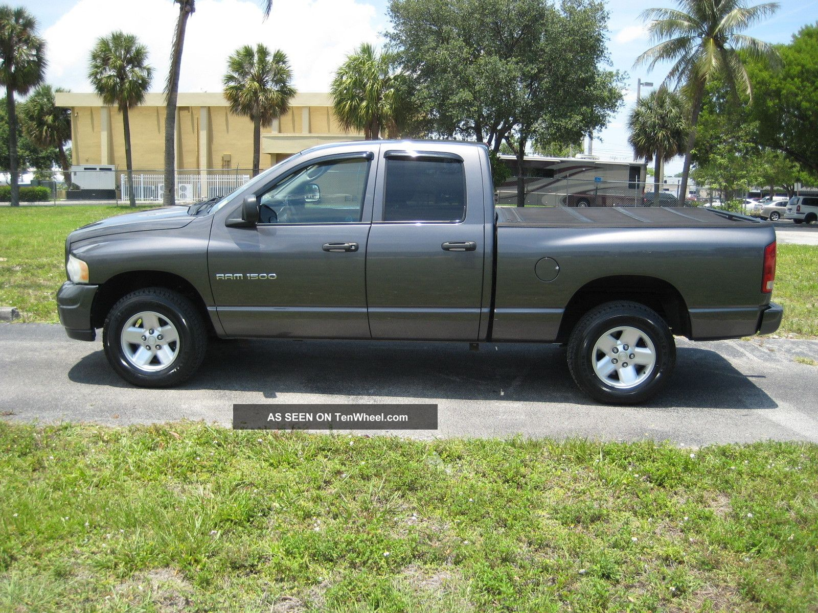 Dodge 4x4 truck crew cab pickup truck 1500 ram dodge off road 2002 02 - Crew cab dodge ram ...