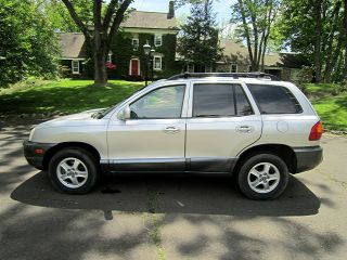 2004 Hyundai Santa Fe Lx Sport Utility 4 - Door 3.  5l. . . photo