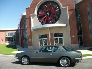 1966 Avanti Ii Studebaker Unrestored Survivor Only 59 Built Great Collector Car photo