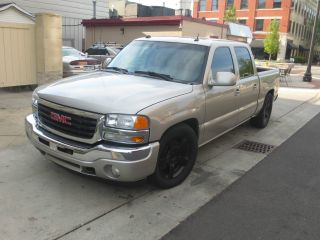 2005 Gmc Sierra Z71 Crew Cab 4x4 photo