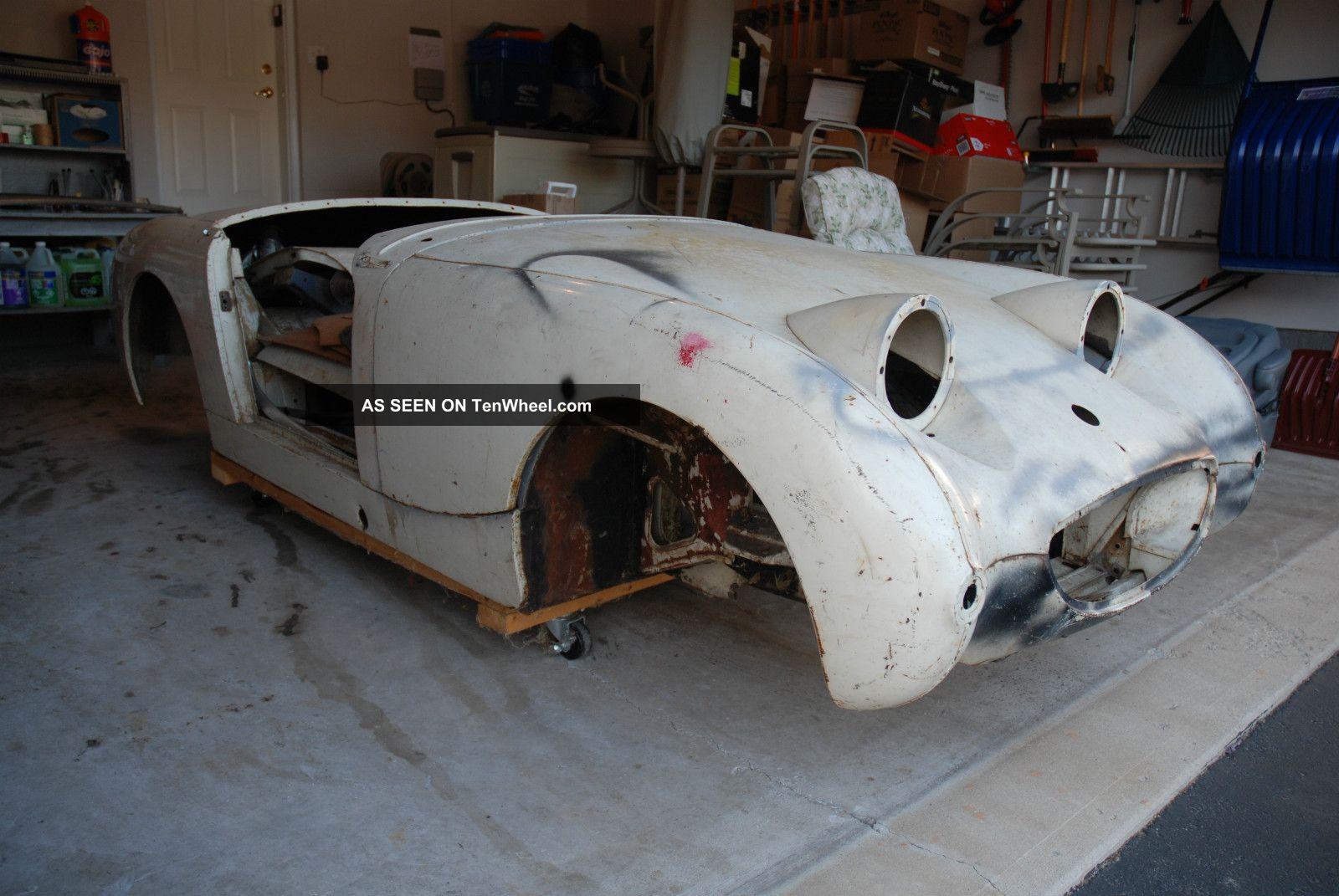 1959 Austin - Healey Bugeye Sprite - Rust California Project Car Austin Healey photo