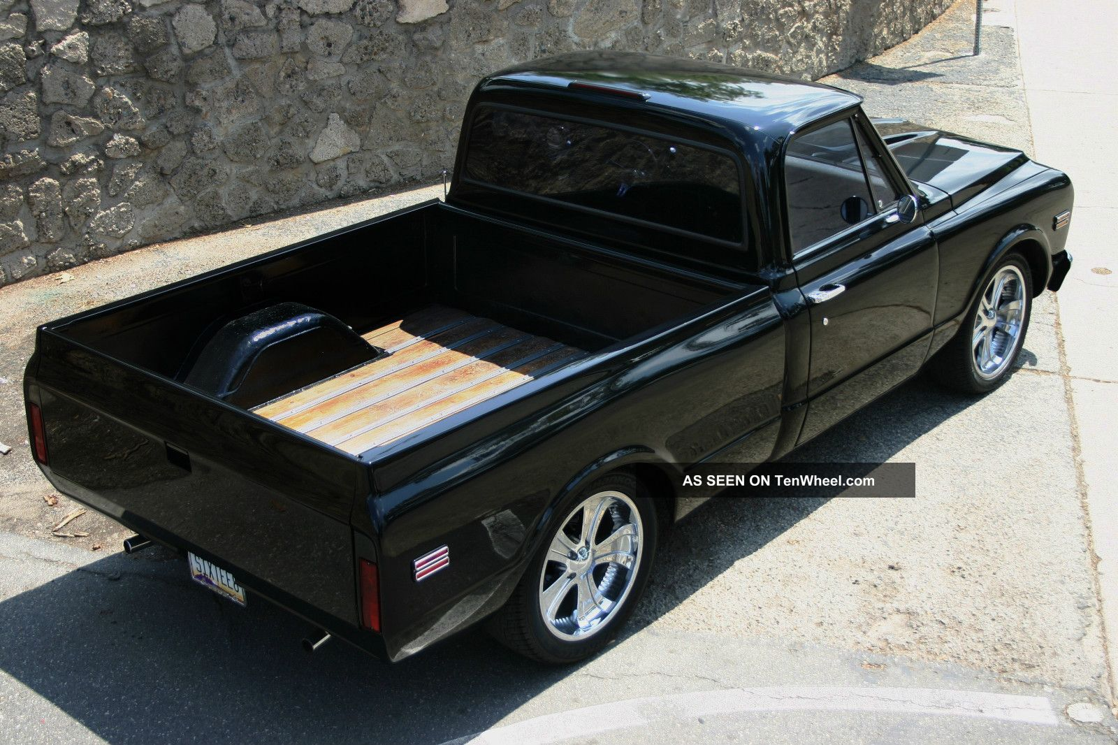 1968 Chevy C10 Truck Short Bed Pro Touring Show Restomod No Pickup Rat