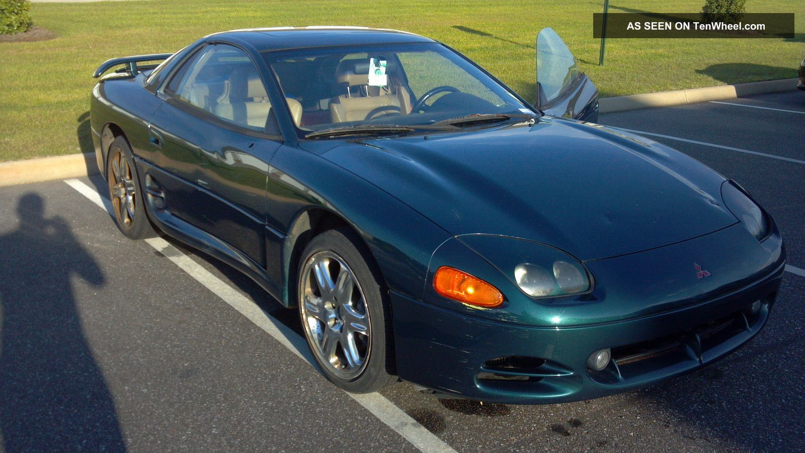 1996 Mitsubishi 3000gt Vr - 4 Coupe 2 - Door 3.  0l 3000GT photo