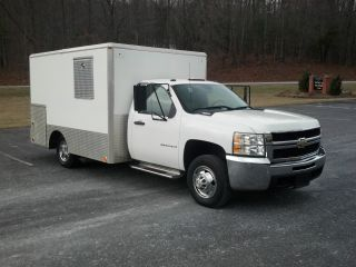 2008 Chevrolet 3500hd Duramax photo