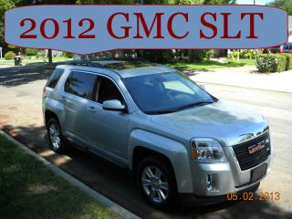 2012 Gmc Terrain Slt Sport Utility 4 - Door 2.  4l photo