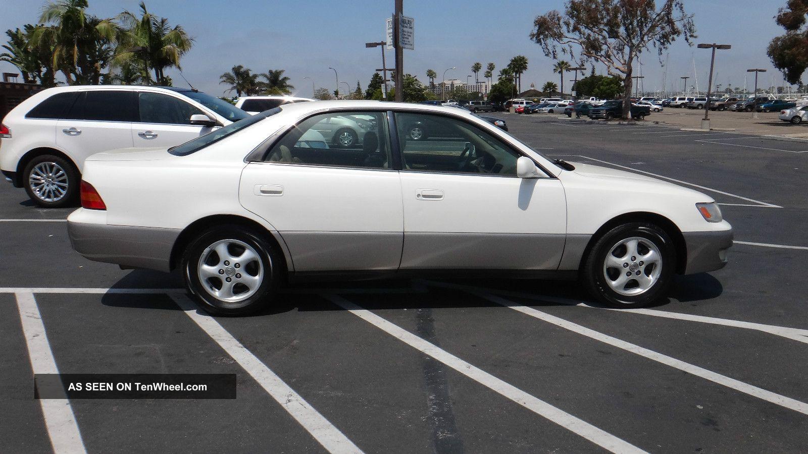 Lexus Es A Great Vehicle Lgw on 1997 Ford Taurus