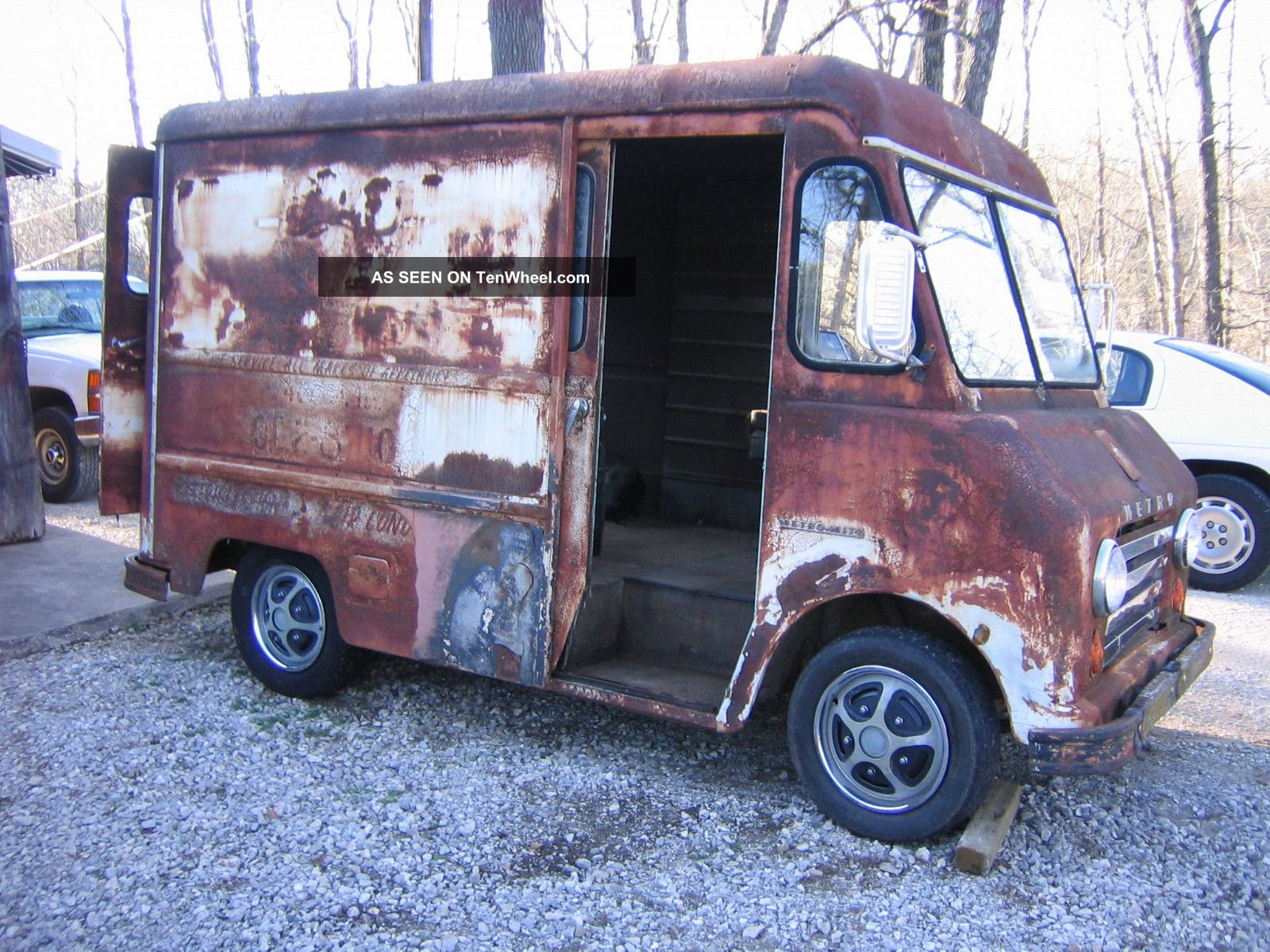 1959 Ih Metro Mite Van,  Unique Little Hauler Other photo