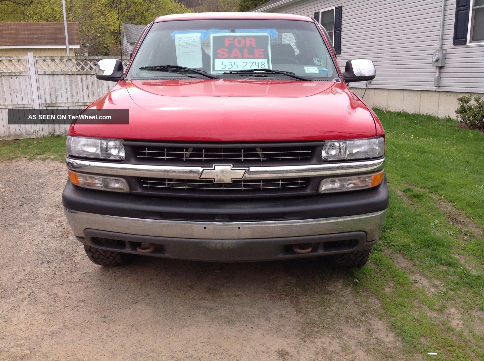 ... 1500 Z71 Extended Cab (four Door) With Electronic 4x4 Silverado 1500
