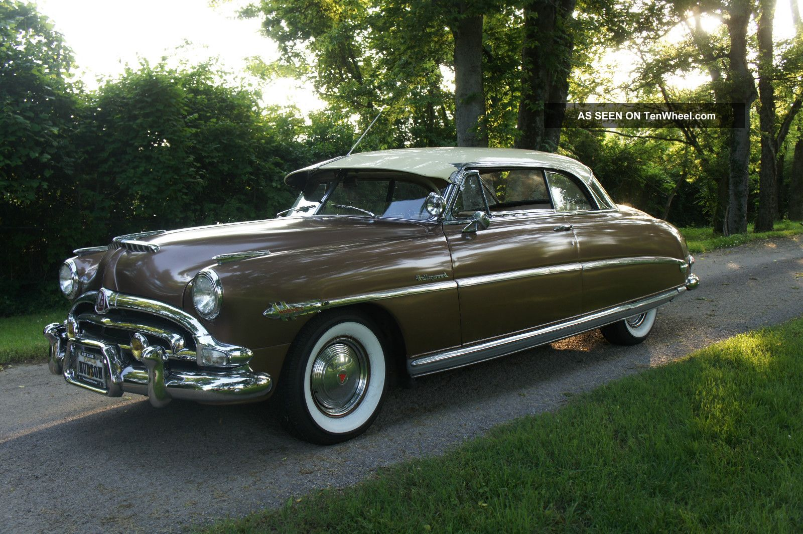 1953 Hudson Hollywood Hornet Other Makes photo
