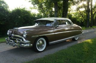 1953 Hudson Hollywood Hornet photo
