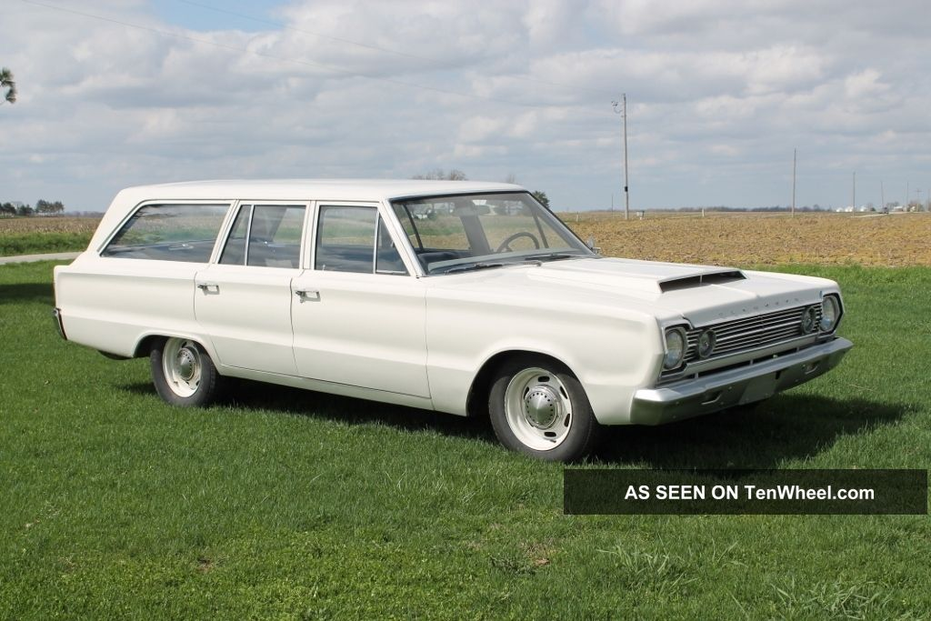 1966 Plymouth Belvedere Mopar Wagon Other photo