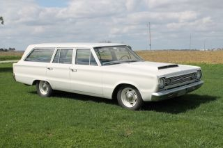 1966 Plymouth Belvedere Mopar Wagon photo