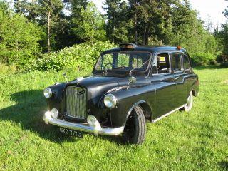 1965 Austin Fx4 Diesel London Taxi photo