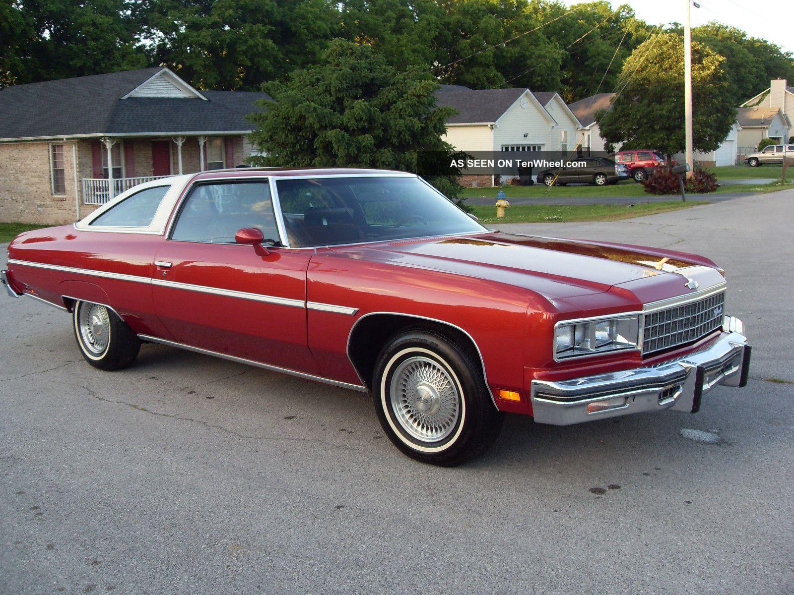 1976 Caprice