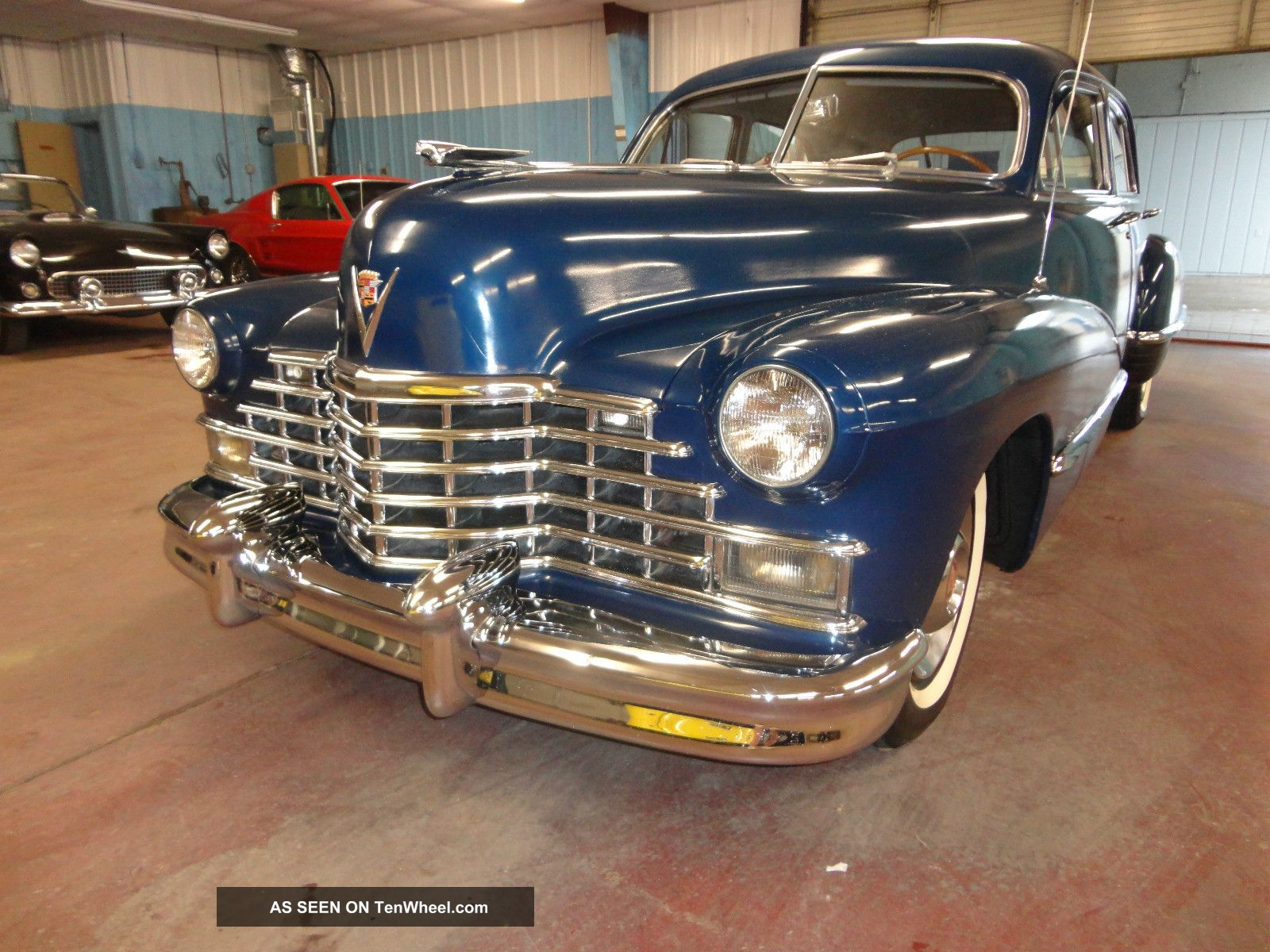1946 Cadillac Series 62 4 Door Other photo