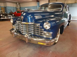 1946 Cadillac Series 62 4 Door photo