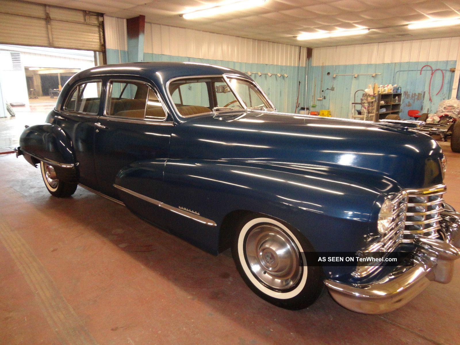 1946 Cadillac Series 62 4 Door  1946 Cadillac S...
