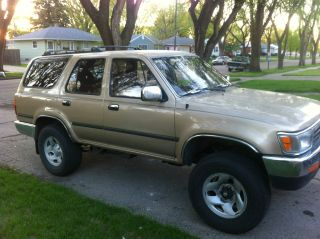 1995 Toyota 4runner 133,  000 photo