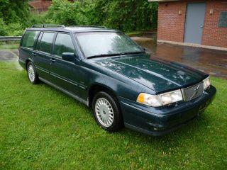 1997 Volvo 960 Wagon Rust Southern Wagon photo