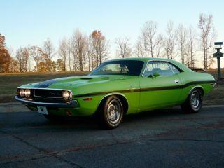 1970 Challenger photo