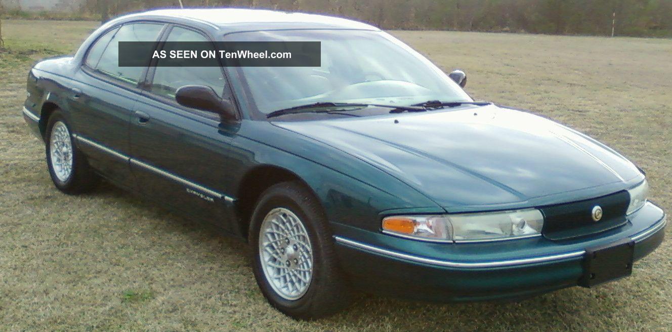 1997 Chrysler Lhs Sedan LHS photo
