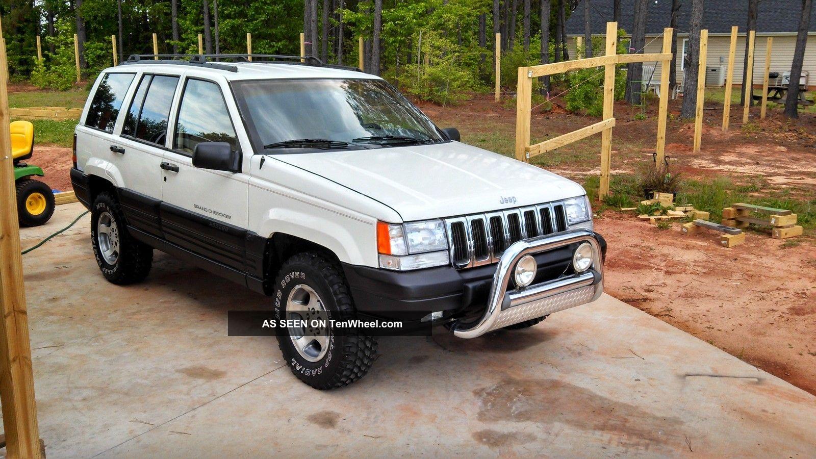 1997 jeep grand cherokee laredo sport utility 4 door 4 0l. Black Bedroom Furniture Sets. Home Design Ideas