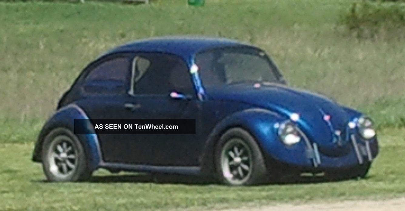 1968 Volkswagen Beetle 120 Horsepower Beetle - Classic photo