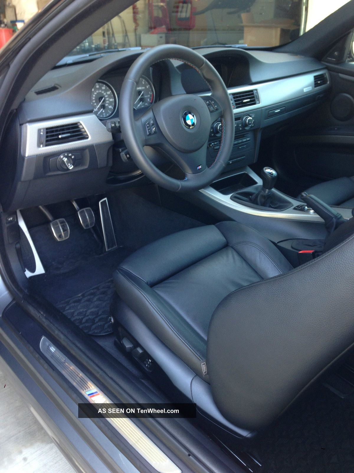 bmw  coupe space gray mt