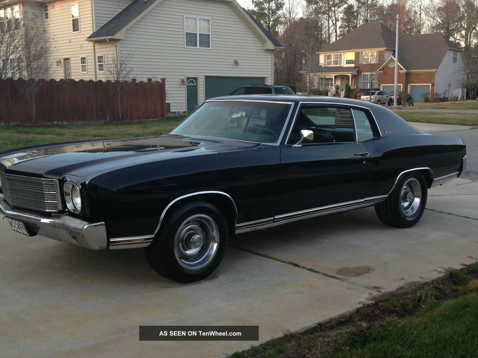 Mercedes Benz Virginia Beach >> 1970 Chevrolet Monte Carlo. . Paint.