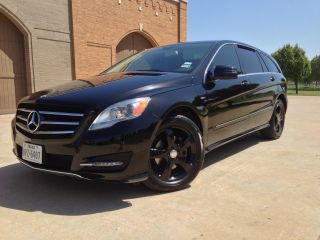 2012 Mercedes - Benz R350 4matic Wagon 4 - Door 3.  5l photo