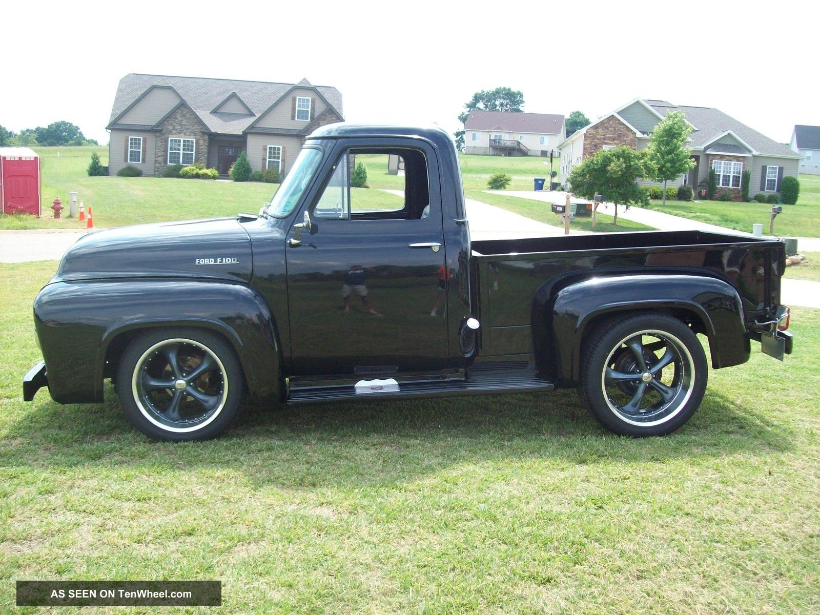 1953 Ford F100 Big Block 460 Daily Driven