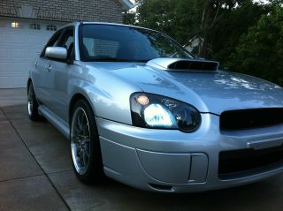 2005 Wrx With Many Aftermarket Upgrades photo