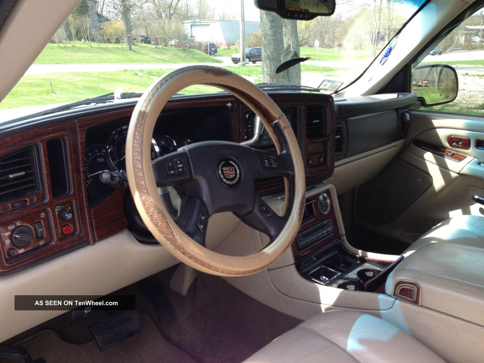 2006 Cadillac Escalade Base Sport Utility 4 Door 6 0l