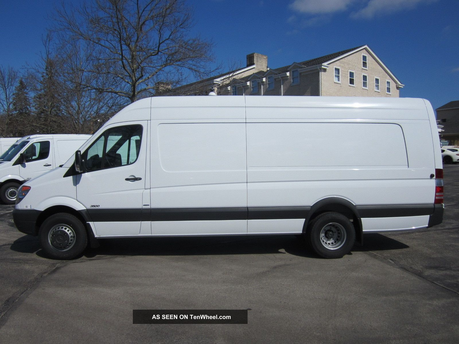 2013 mercedes benz 170 w b extended body 3500 for Mercedes benz 3500 sprinter