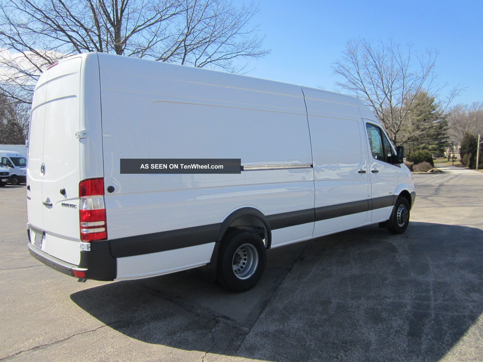 2013 mercedes benz 170 w b extended body 3500 for 2013 mercedes benz sprinter 3500
