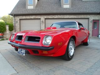 1974 Trans Am / 4 Spd.  - Very photo