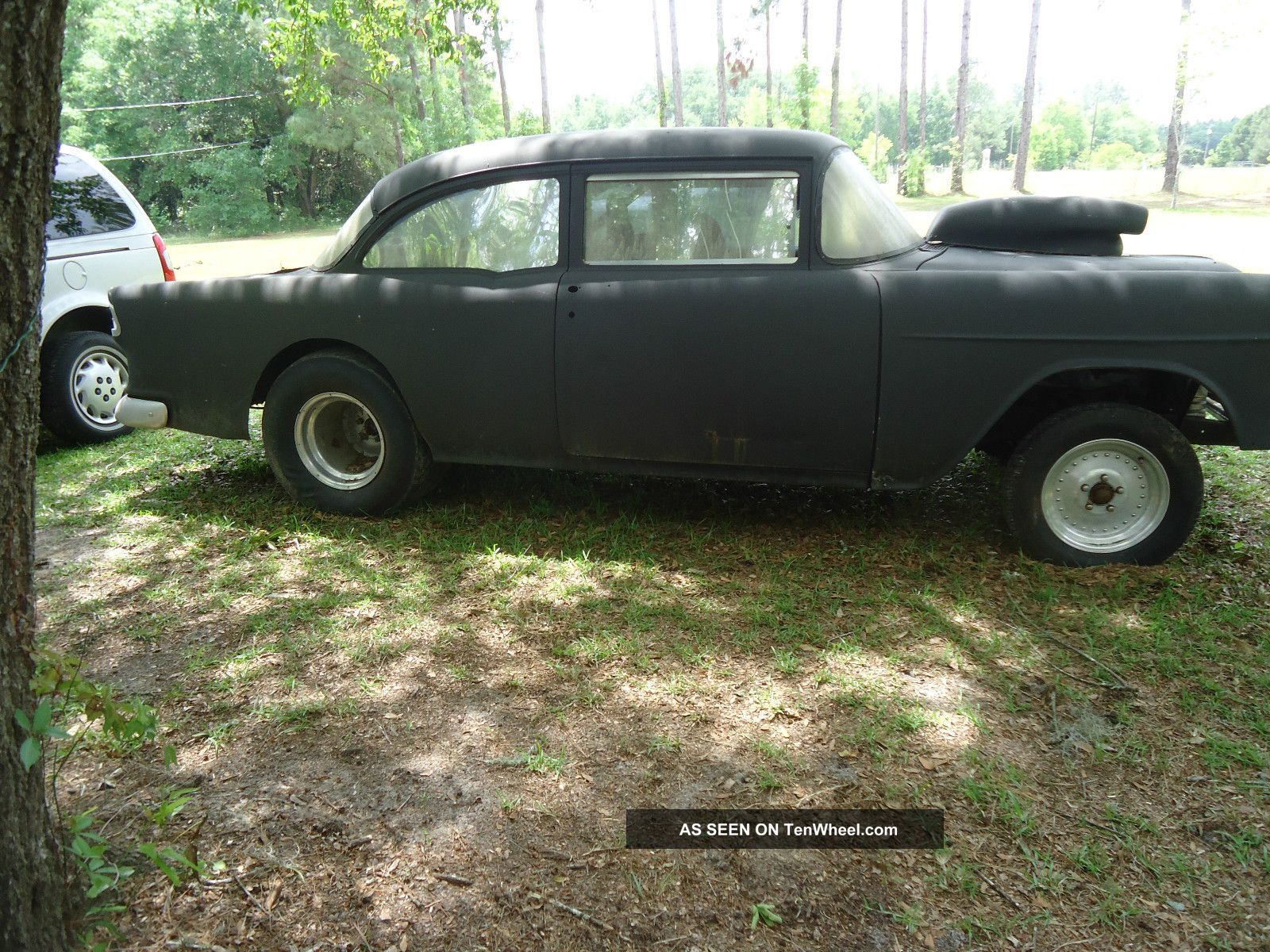 1955 Blown 2dr Post Sedan 150 / 210 Bel Air/150/210 photo