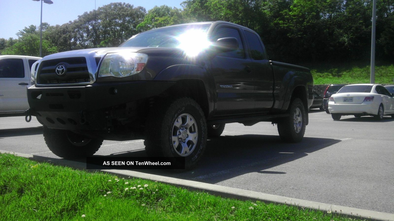 2009 Supercharged 4cyl 4x4 Extended Cab Tacoma Tacoma photo