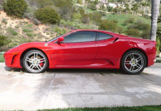 2007 Ferrari F430 Base Coupe 2 - Door 4.  3l photo