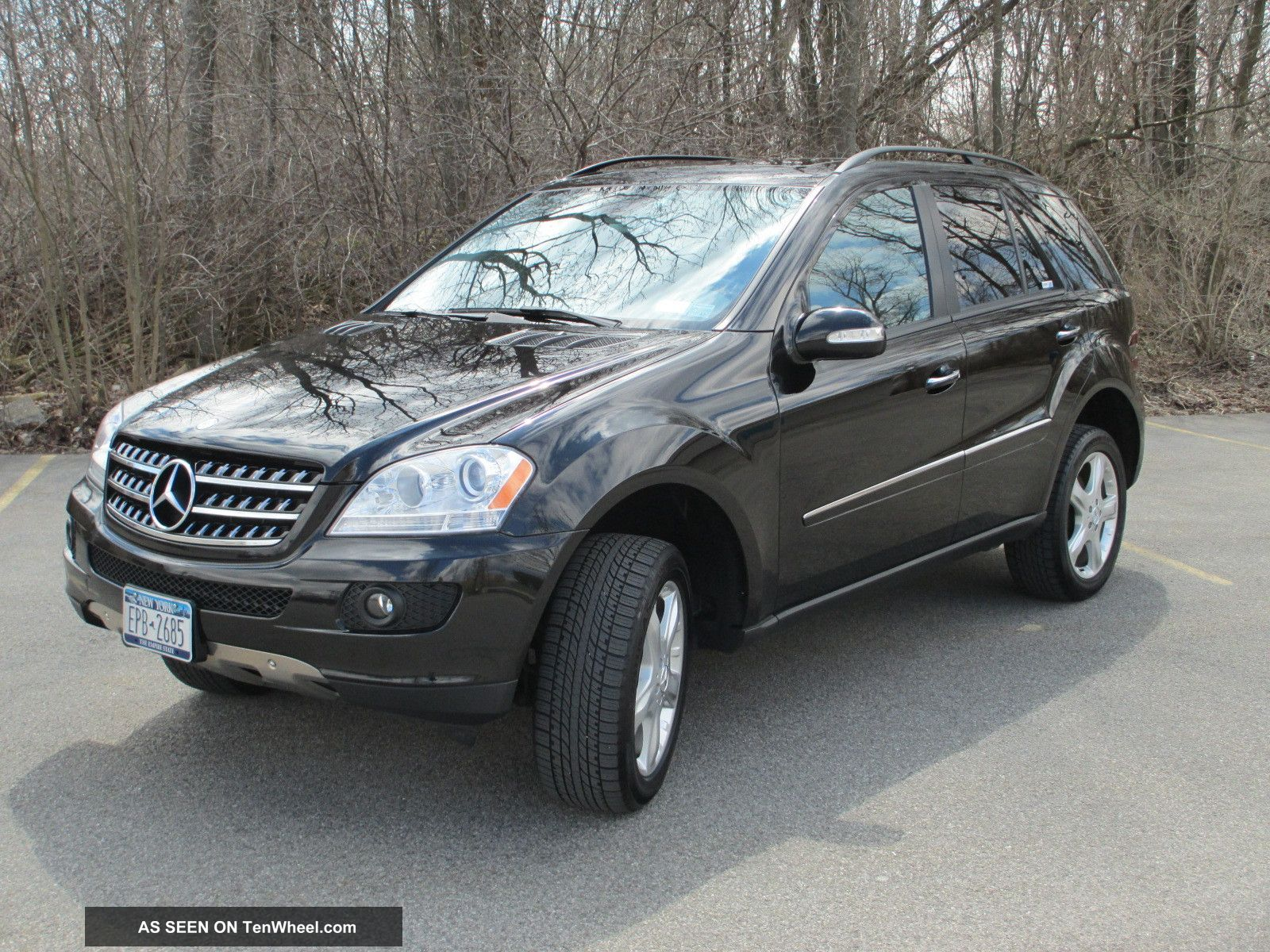 2006 mercedes benz ml500 4matic awd amg sport package. Black Bedroom Furniture Sets. Home Design Ideas