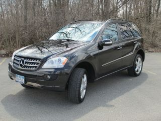 2006 Mercedes Benz Ml500 4matic Awd Amg Sport Package photo